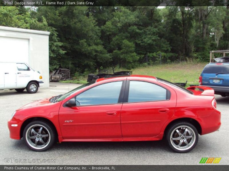 2002 dodge neon r t in flame red photo no 31127361. Black Bedroom Furniture Sets. Home Design Ideas