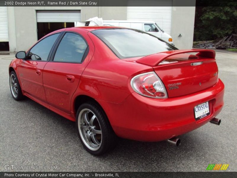 2002 dodge neon r t in flame red photo no 31127382. Black Bedroom Furniture Sets. Home Design Ideas