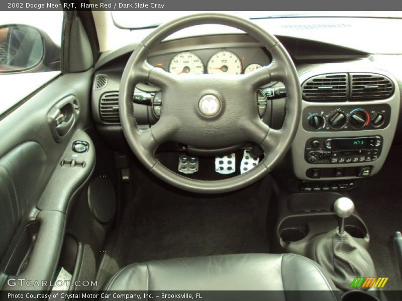 2002 dodge neon r t in flame red photo no 31127419. Black Bedroom Furniture Sets. Home Design Ideas