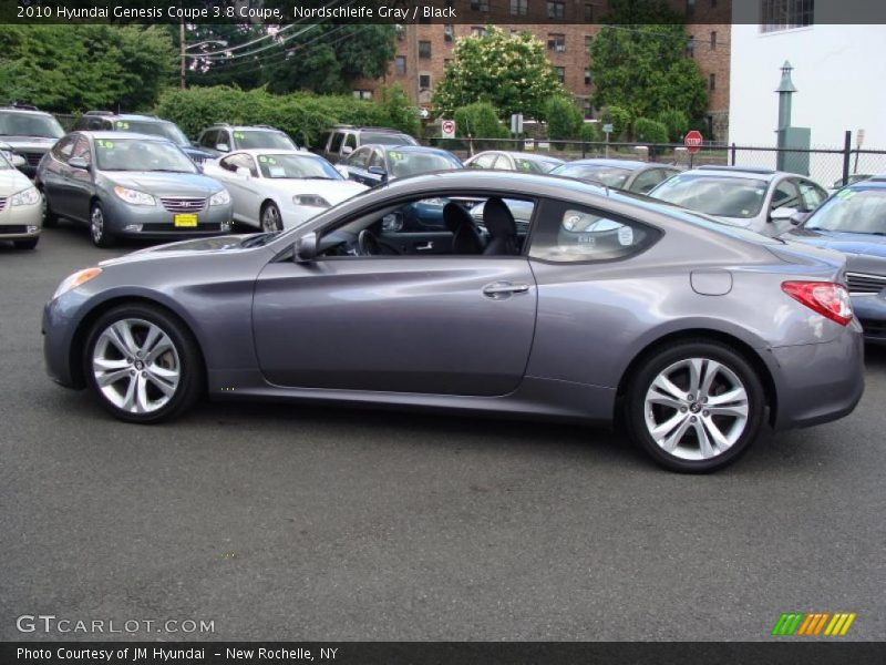 2010 hyundai genesis coupe 3 8 coupe in nordschleife gray. Black Bedroom Furniture Sets. Home Design Ideas