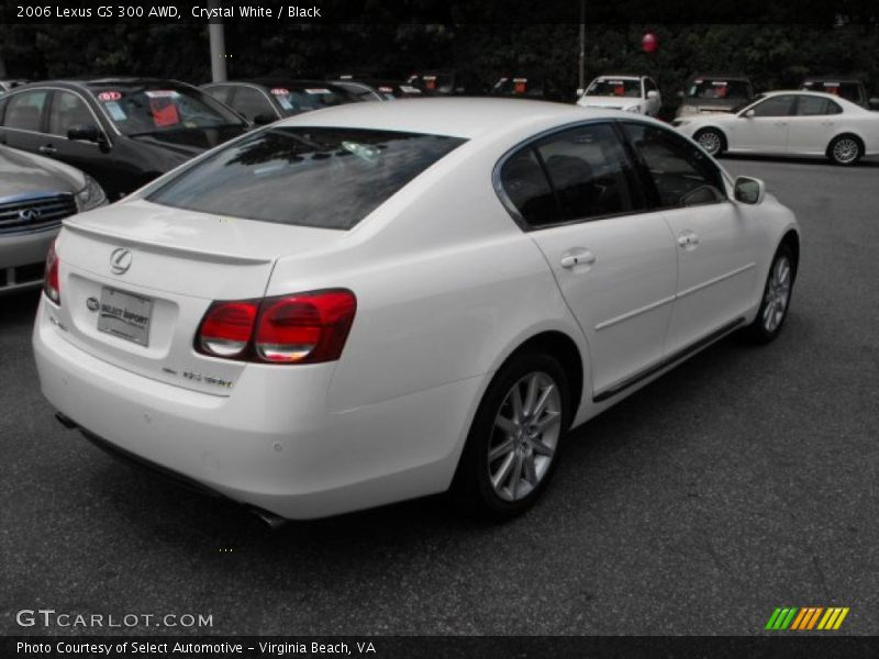 2006 lexus gs 300 awd in crystal white photo no 31224137. Black Bedroom Furniture Sets. Home Design Ideas