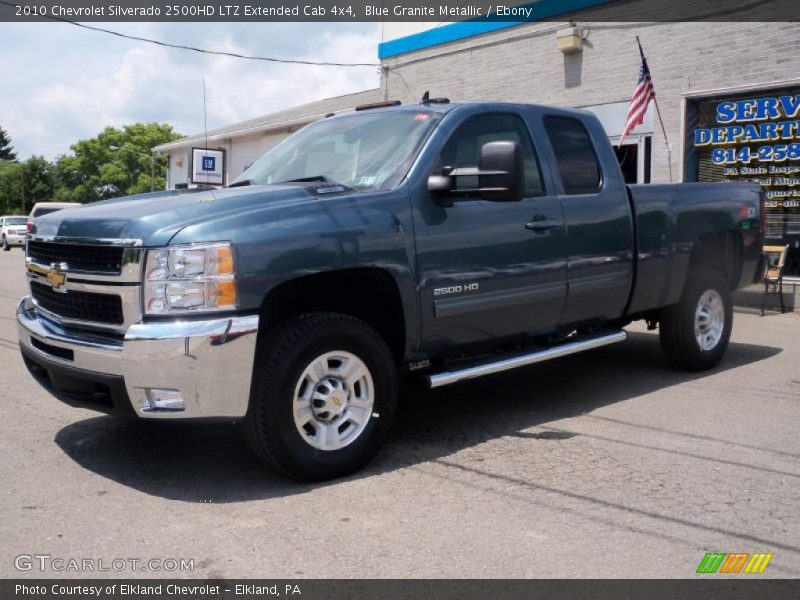 2010 chevrolet silverado 2500hd ltz extended cab 4x4 in. Black Bedroom Furniture Sets. Home Design Ideas