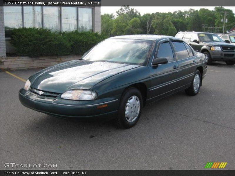 1997 Chevrolet Lumina In Jasper Green Metallic Photo No