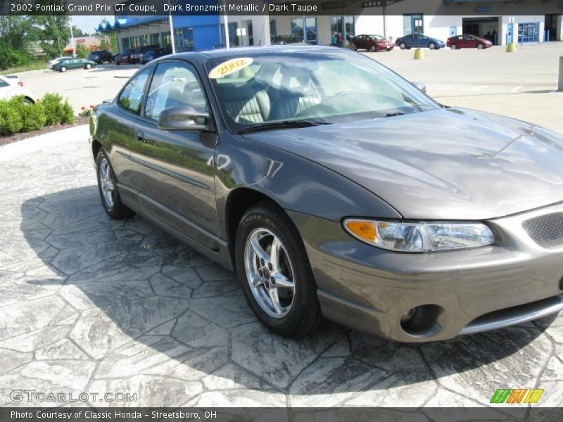 2002 pontiac grand prix gt coupe in dark bronzmist. Black Bedroom Furniture Sets. Home Design Ideas