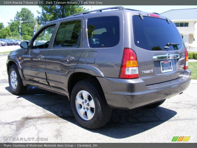 2004 mazda tribute lx v6 in dark titanium metallic photo. Black Bedroom Furniture Sets. Home Design Ideas