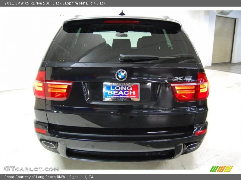 2011 bmw x5 xdrive 50i in black sapphire metallic photo no. Black Bedroom Furniture Sets. Home Design Ideas
