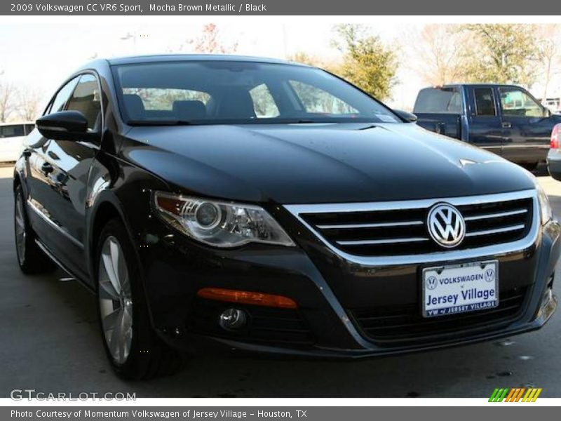 2009 volkswagen cc vr6 sport in mocha brown metallic photo no 3237958. Black Bedroom Furniture Sets. Home Design Ideas