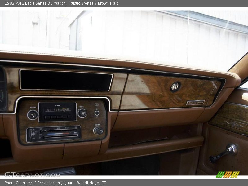 Dashboard of 1983 Eagle Series 30 Wagon