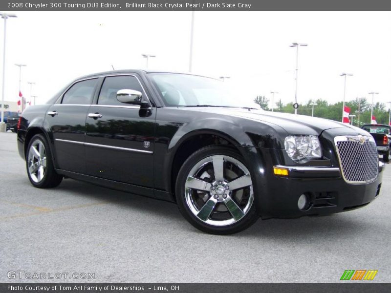 2008 chrysler 300 touring dub edition in brilliant black crystal pearl photo no 32736584. Black Bedroom Furniture Sets. Home Design Ideas