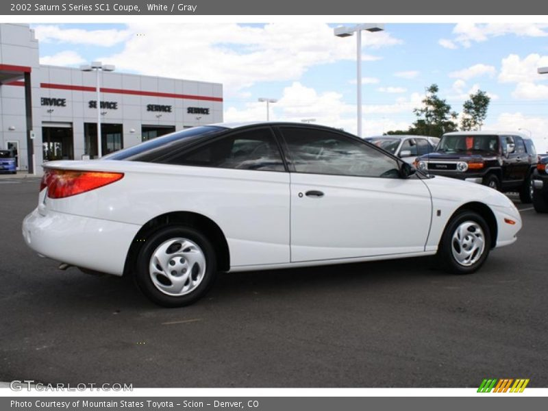 2002 saturn s series sc1 coupe in white photo no 33089285. Black Bedroom Furniture Sets. Home Design Ideas