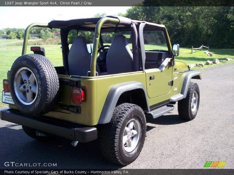 Citron jeep #5