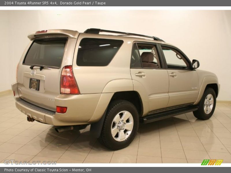2004 toyota 4runner sr5 4x4 in dorado gold pearl photo no. Black Bedroom Furniture Sets. Home Design Ideas