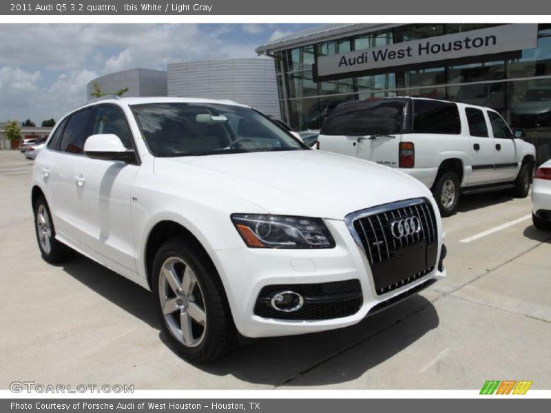 2011 Audi Q5 3 2 Quattro In Ibis White Photo No 33643547