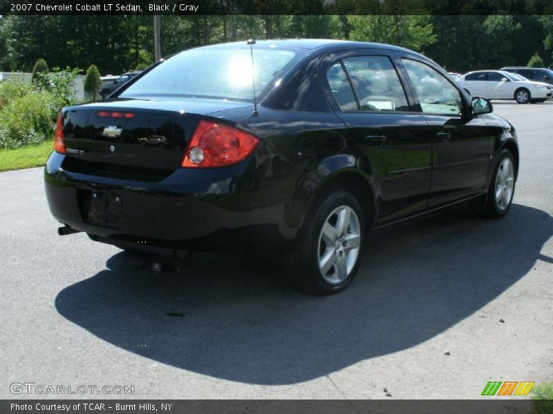 2007 chevrolet cobalt lt sedan in black photo no 33807806. Black Bedroom Furniture Sets. Home Design Ideas