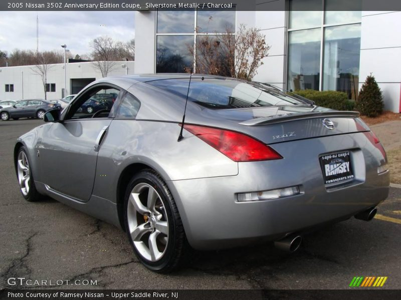 2005 nissan 350z anniversary edition coupe in silverstone metallic photo no 3407472. Black Bedroom Furniture Sets. Home Design Ideas