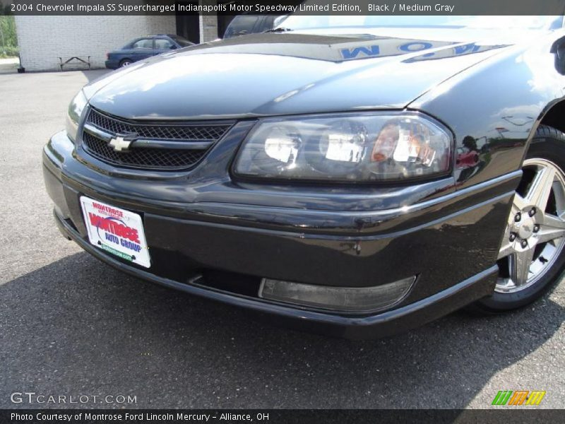 2004 chevrolet impala ss supercharged indianapolis motor speedway limited edition in black photo. Black Bedroom Furniture Sets. Home Design Ideas