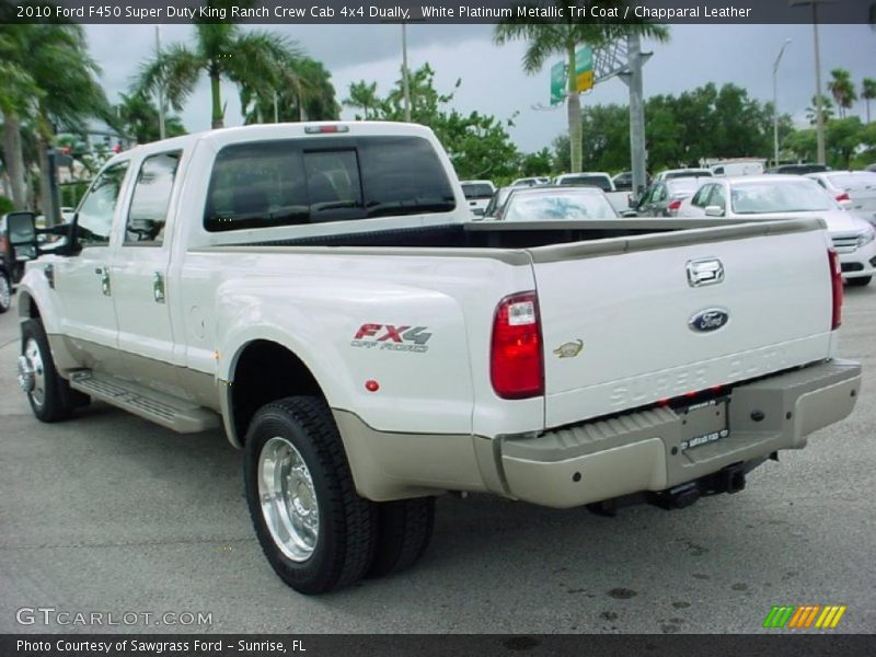 Tri Coat 2010 Ford F450 Super Duty King Ranch Crew Cab 4x4 Dually