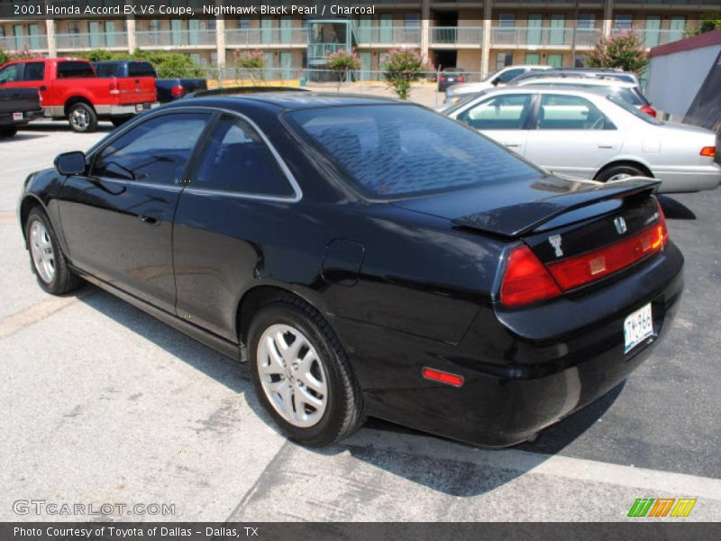 2001 honda accord ex v6 coupe in nighthawk black pearl photo no 34739179. Black Bedroom Furniture Sets. Home Design Ideas