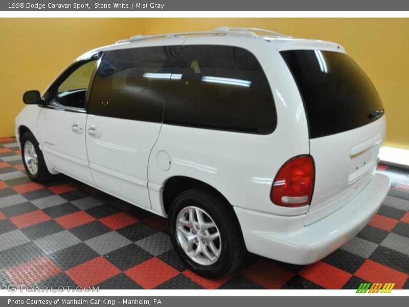 1998 dodge caravan sport in stone white photo no 35253385 for G stone motors used cars