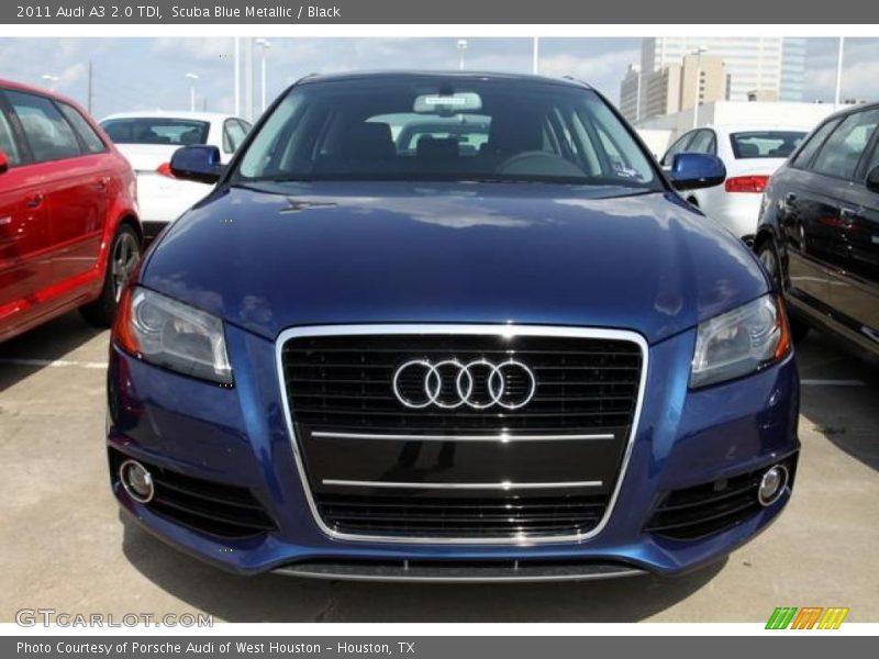 Audi q7 Scuba Blue Audi Scuba Blue Metallic