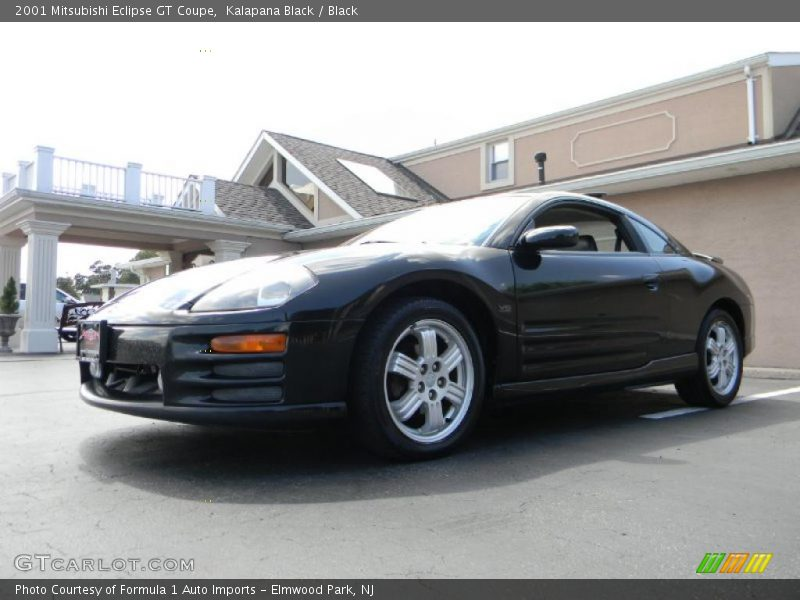 2001 mitsubishi eclipse gt coupe in kalapana black photo. Black Bedroom Furniture Sets. Home Design Ideas