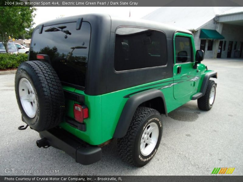 2004 jeep wrangler sport 4x4 in electric lime green pearl photo no 35451381. Black Bedroom Furniture Sets. Home Design Ideas