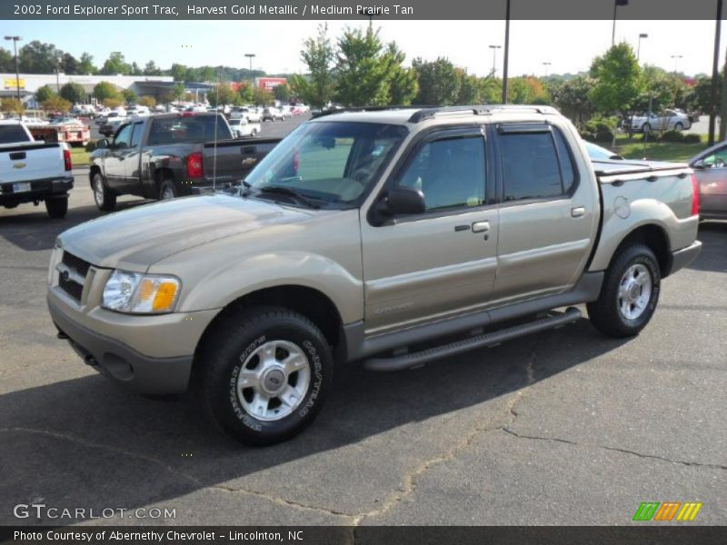 metallic medium prairie tan 2002 ford explorer sport trac photo 1. Cars Review. Best American Auto & Cars Review