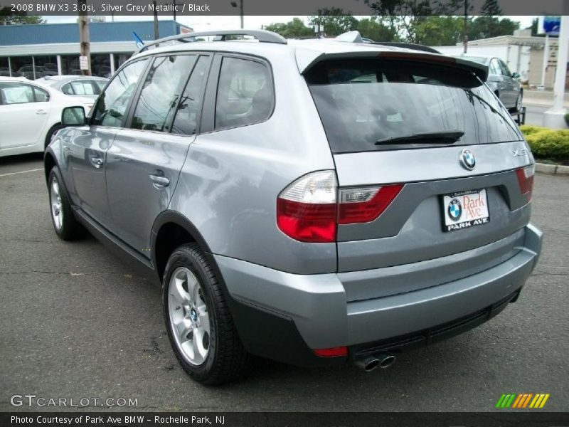 2008 bmw x3 in silver grey metallic photo no. Black Bedroom Furniture Sets. Home Design Ideas