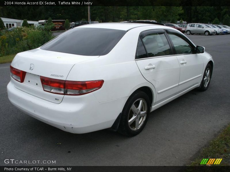 2004 honda accord ex sedan in taffeta white photo no. Black Bedroom Furniture Sets. Home Design Ideas