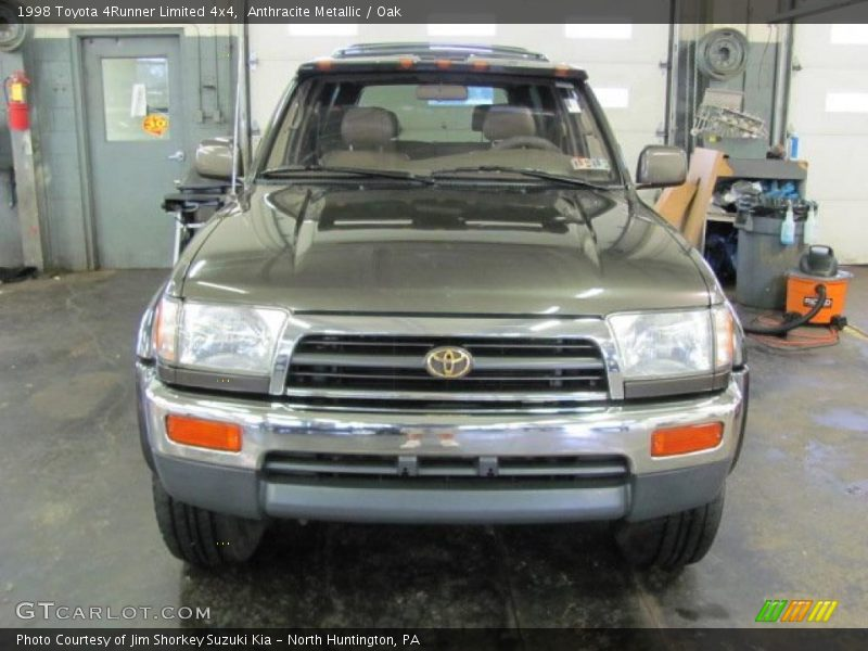1998 toyota 4runner limited 4x4 in anthracite metallic photo no 36561321. Black Bedroom Furniture Sets. Home Design Ideas