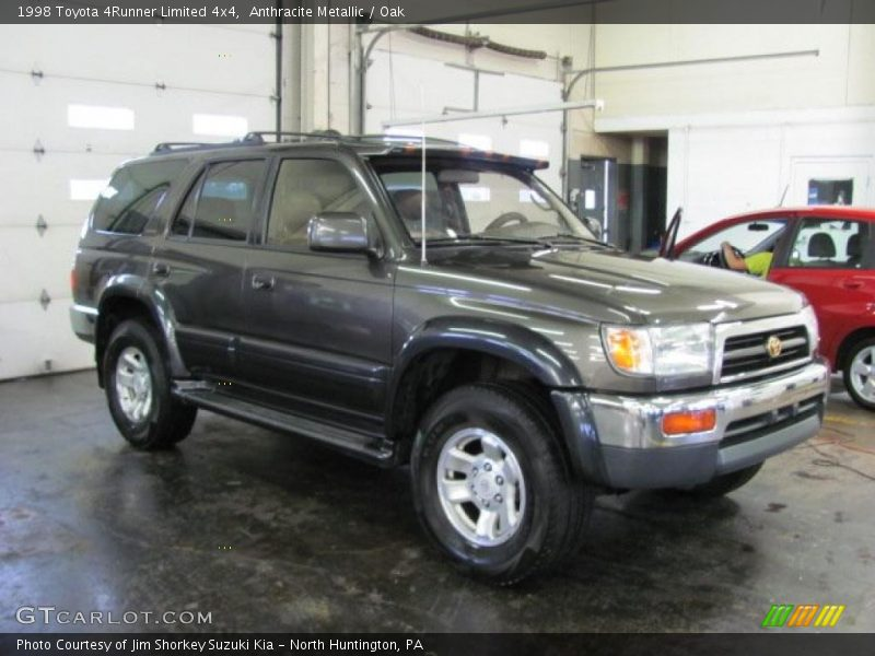 1998 toyota 4runner limited 4x4 in anthracite metallic photo no 36561329. Black Bedroom Furniture Sets. Home Design Ideas