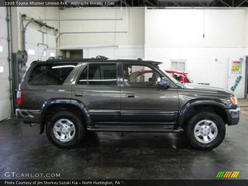 1998 toyota 4runner limited 4x4 in anthracite metallic. Black Bedroom Furniture Sets. Home Design Ideas