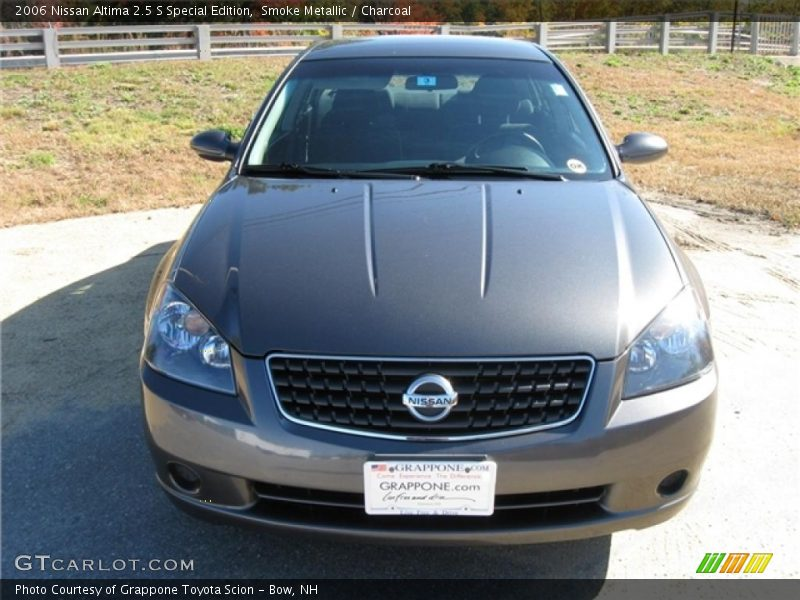 2006 nissan altima 2 5 s special edition in smoke metallic. Black Bedroom Furniture Sets. Home Design Ideas