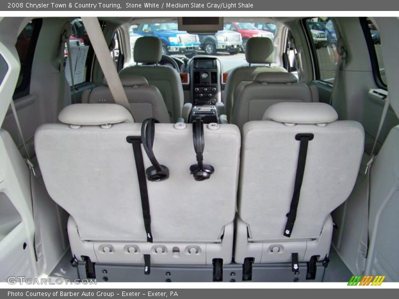 2008 chrysler town country touring in stone white photo for Stone s town country motors