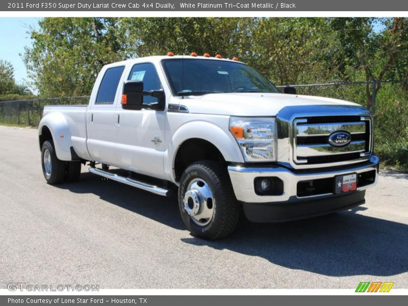 2011 ford f350 super duty lariat crew cab 4x4 dually in. Black Bedroom Furniture Sets. Home Design Ideas