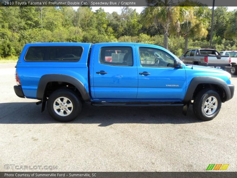 2010 toyota tacoma v6 prerunner double cab in speedway blue photo no 38346602. Black Bedroom Furniture Sets. Home Design Ideas