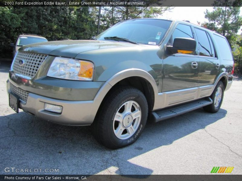 Ford Expedition Green Touch Up Paint