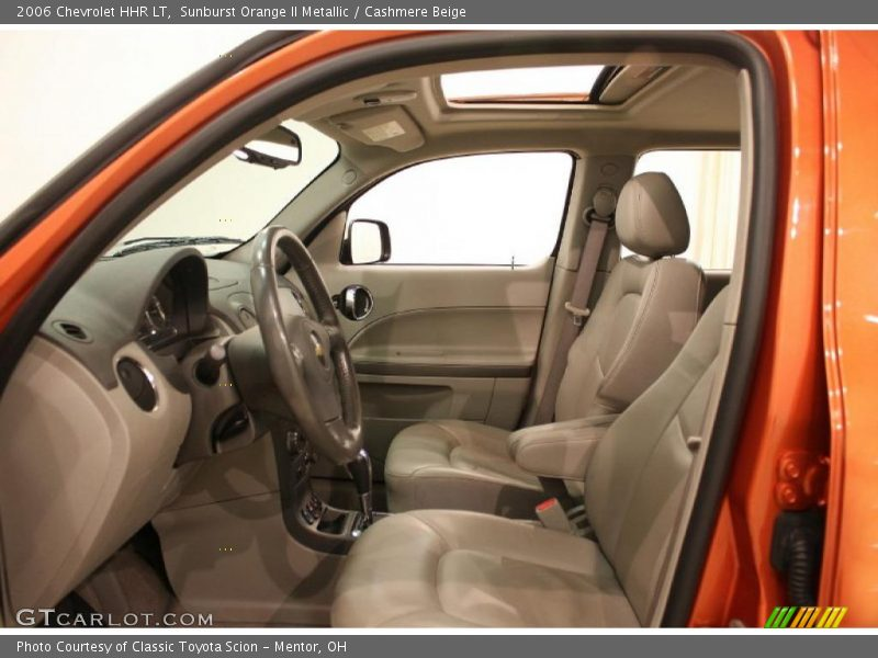 2006 Hhr Lt Cashmere Beige Interior Photo No 38414517 Gtcarlot Com