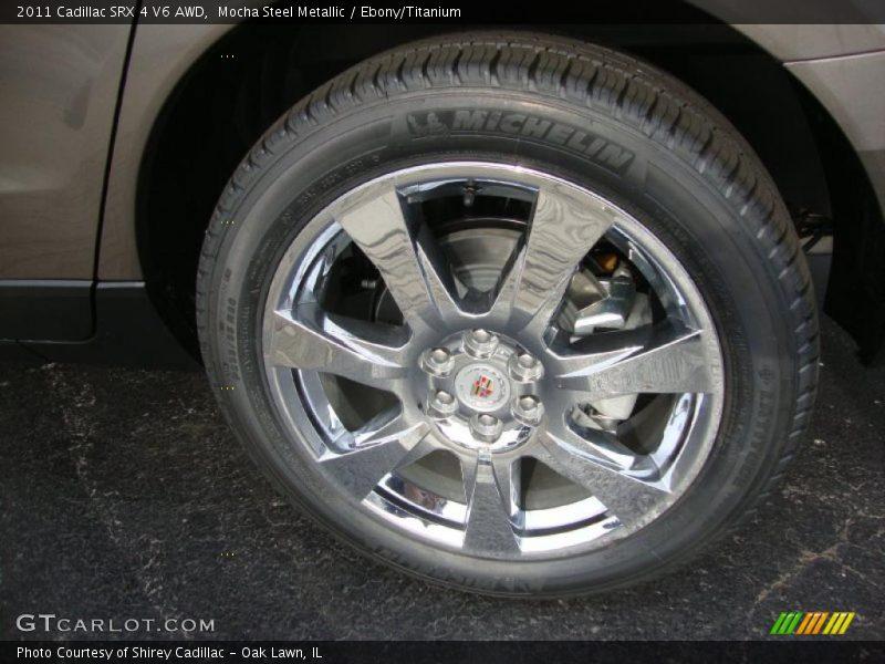 2011 SRX 4 V6 AWD Wheel