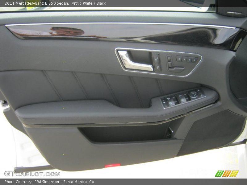 Door Panel of 2011 E 350 Sedan