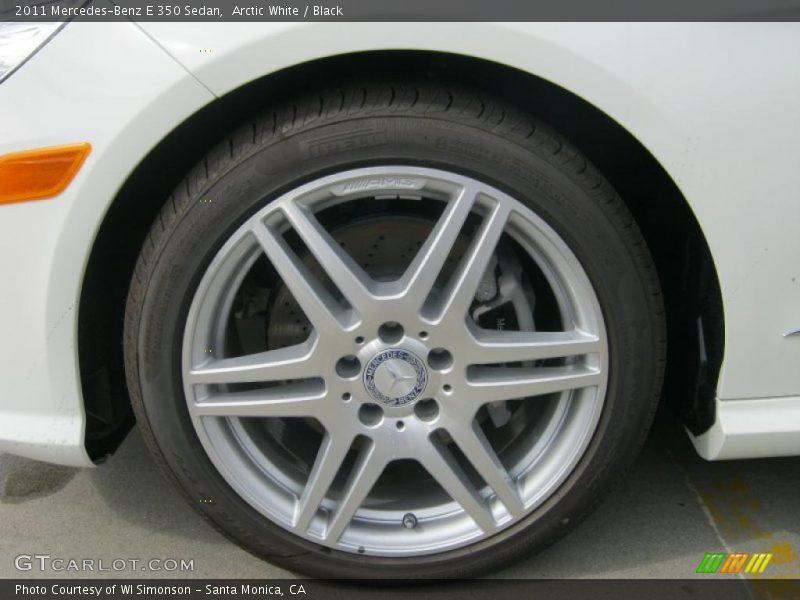 2011 E 350 Sedan Wheel