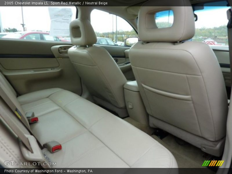 2005 impala ls neutral beige interior photo no 38696923
