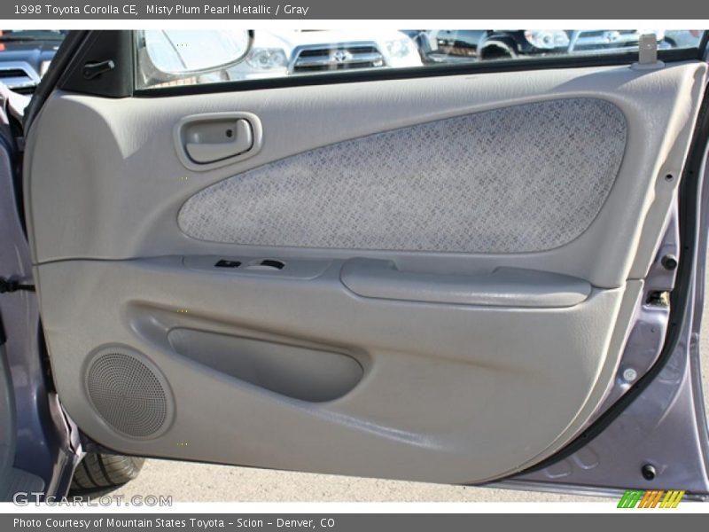 Door Panel of 1998 Corolla CE