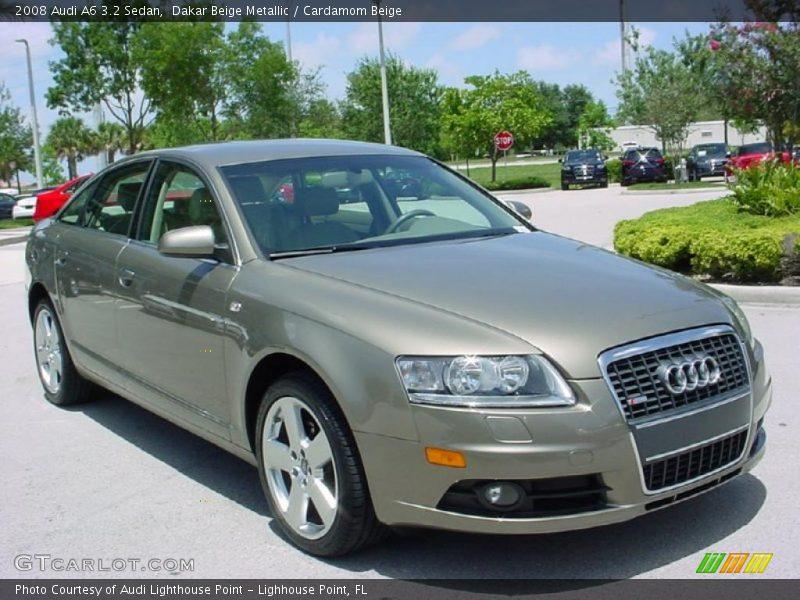 2008 audi a6 3 2 sedan in dakar beige metallic photo no. Black Bedroom Furniture Sets. Home Design Ideas