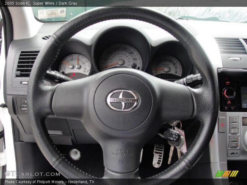 2005 tC  Steering Wheel