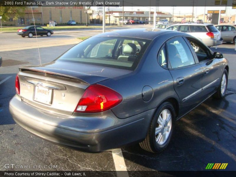 2003 ford taurus sel in dark shadow grey metallic photo no. Black Bedroom Furniture Sets. Home Design Ideas