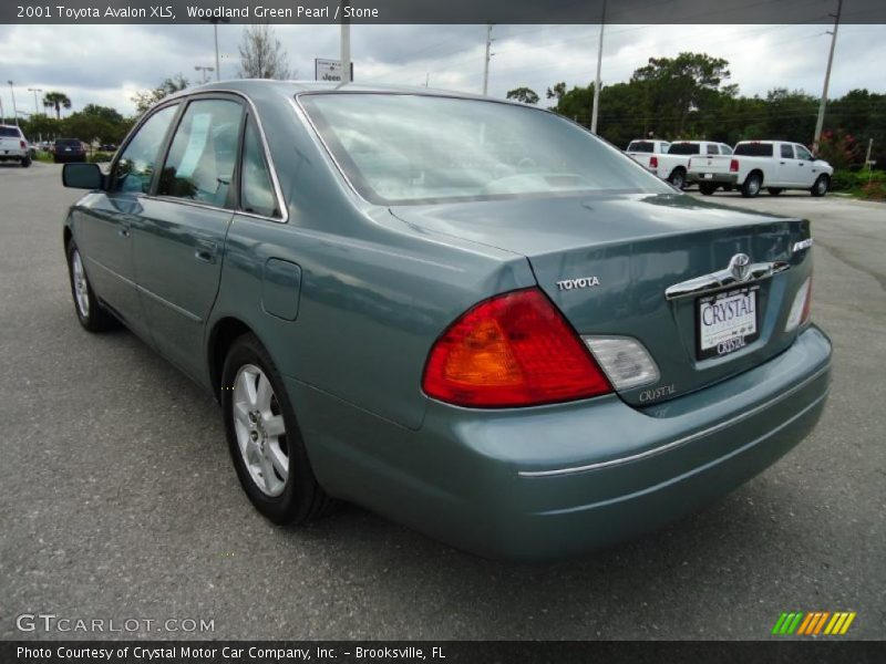 2001 toyota avalon xls in woodland green pearl photo no for G stone motors used cars