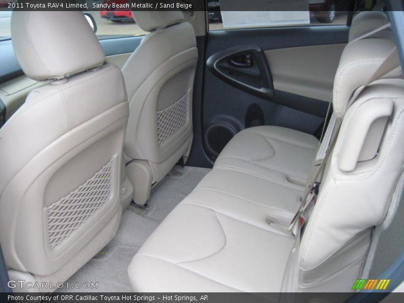 2011 rav4 limited sand beige interior photo no 39299709 for 2011 toyota rav4 interior