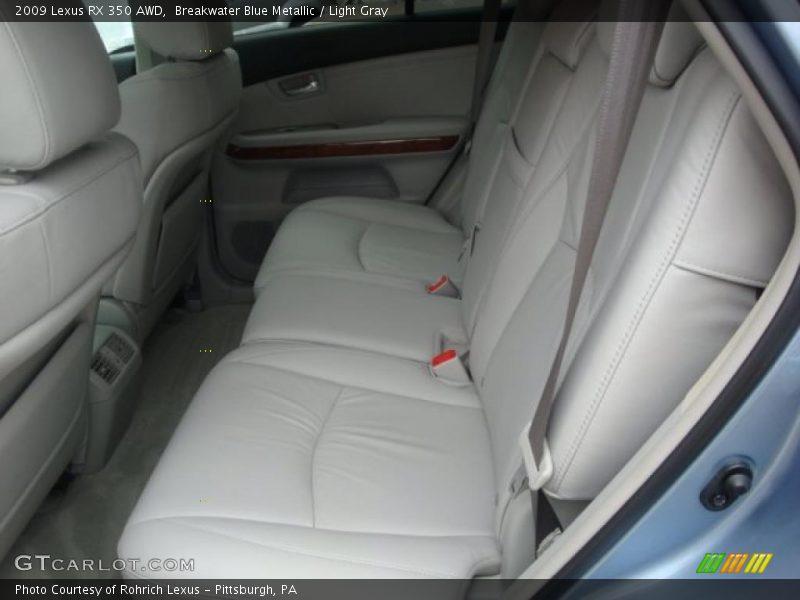 2009 rx 350 awd light gray interior photo no 39409625. Black Bedroom Furniture Sets. Home Design Ideas