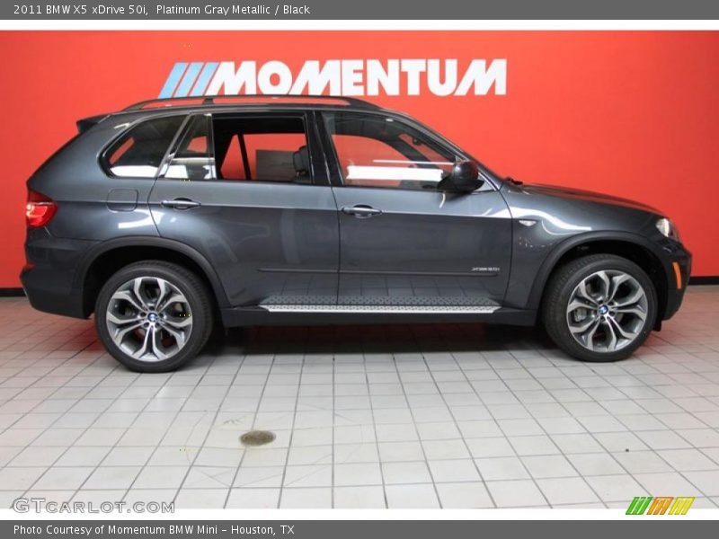 2011 bmw x5 xdrive 50i in platinum gray metallic photo no. Black Bedroom Furniture Sets. Home Design Ideas